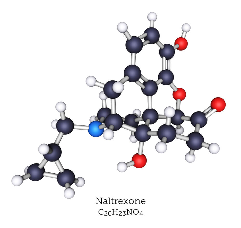 What is naltrexone